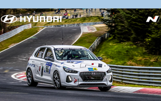 Two i30 N models, close to series production, will be competing in the most challenging race prior to the model's launch in the second half of 2017
